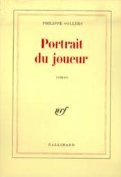 Couverture Portrait du joueur
