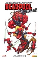 Couverture Deadpool Corps