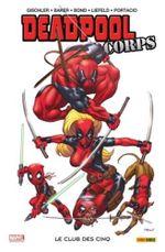 Couverture Deadpool Corps