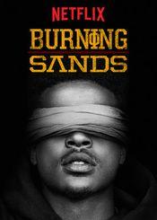 Affiche Burning Sands