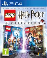 Jaquette LEGO Harry Potter Collection