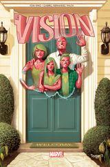 Couverture Un peu moins qu'un homme - La Vision, tome 1