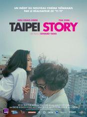 Affiche Taipei Story