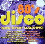 Pochette 80's Disco Non Stop Dancing