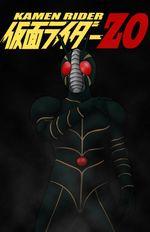 Affiche Kamen Rider Zo