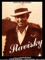 Affiche Stavisky