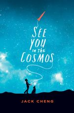 Couverture See You in the Cosmos, Carl Sagan