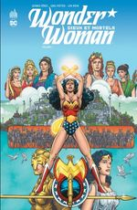 Couverture Wonder Woman : Dieux et Mortels, tome 1