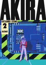 Couverture Akira (Noir et Blanc) - Édition originale, tome 2