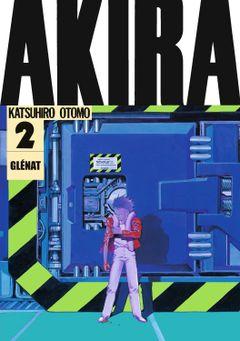 Couverture Akira (Édition originale noir et blanc), tome 2