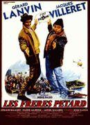 Affiche Les Frères Pétard