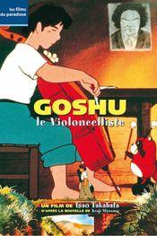 Affiche Goshu le violoncelliste