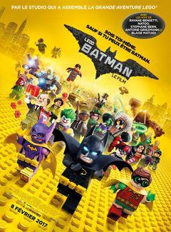 Affiche LEGO Batman - Le Film