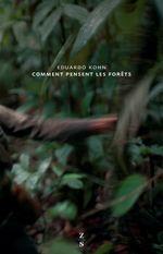 Couverture Comment pensent les forêts