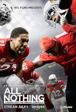 Affiche All or Nothing : A Season with the Arizona Cardinals