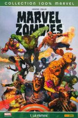 Couverture La famine - Marvel Zombies, tome 1