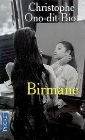 Couverture Birmane