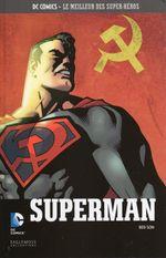 Couverture Superman : Red Son - DC Comics, Le Meilleur des Super-Héros, tome 25
