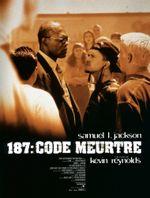Affiche 187 : Code meurtre