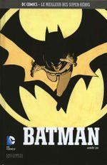 Couverture Batman : Année un - DC Comics, Le Meilleur des Super-Héros, tome 14