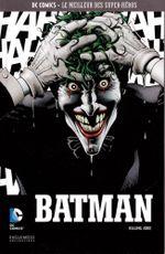 Couverture Batman : Killing Joke - DC Comics, Le Meilleur des Super-Héros, tome 11