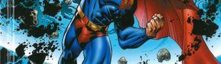 Couverture Superman : Le Dernier Fils - DC Comics, Le Meilleur des Super-Héros, tome 3