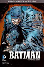 Couverture Batman : The Dark Knight Returns - DC Comics, Le Meilleur des Super-Héros, tome 5