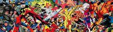 Cover Lecture aliénante et super-héroïque des intégrales Panini
