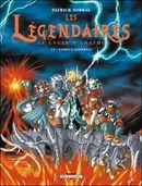 Couverture Le Cycle d'Anathos : Versus Inferno - Les Légendaires, tome 11