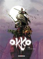 Couverture Le Cycle de l'eau : Première Partie - Okko, tome 1