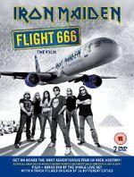 Affiche Iron Maiden : Flight 666