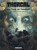 Couverture Les Yeux de Tanatloc -  Thorgal, tome 11