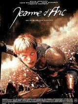 Affiche Jeanne d'Arc