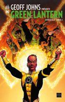 Couverture Geoff Johns présente Green Lantern - L'Intégrale, tome 2