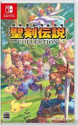 Jaquette Seiken Densetsu Collection