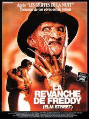 Affiche La Revanche de Freddy