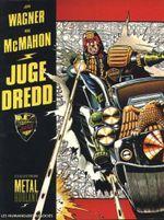 Couverture Juge Dredd, tome 1