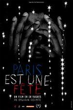 Affiche Paris est une fête