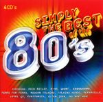 Pochette Simply the Best of the 80's