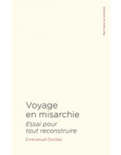 Couverture Voyage en misarchie