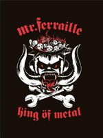 Couverture Mr Ferraille King of Metal