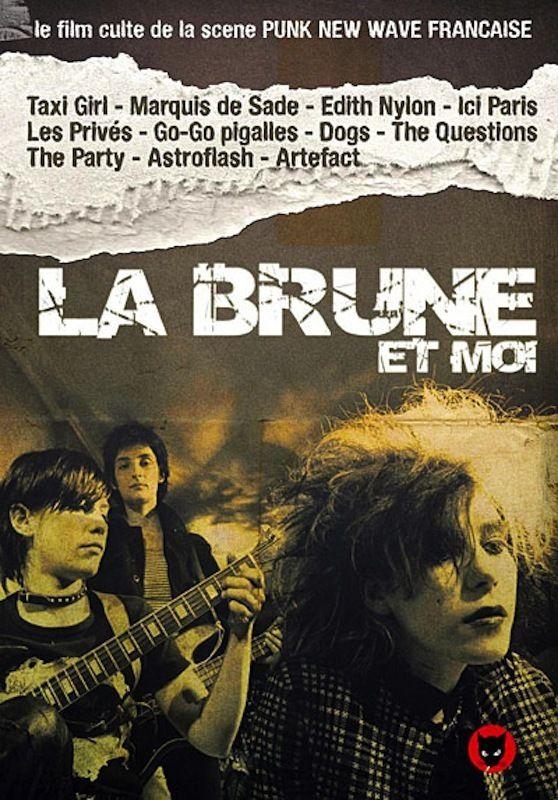 Votre dernier film visionné - Page 4 La_Brune_et_moi