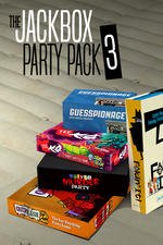 Jaquette The Jackbox Party Pack 3
