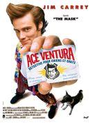Affiche Ace Ventura, détective pour chiens et chats