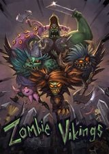 Jaquette Zombie Vikings
