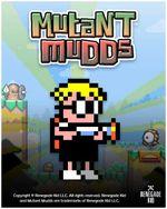 Jaquette Mutant Mudds
