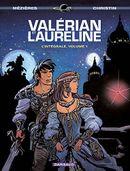 Couverture Valérian et Laureline : L'Intégrale, tome 1