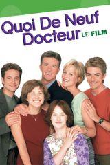 Affiche Quoi de neuf docteur? le film