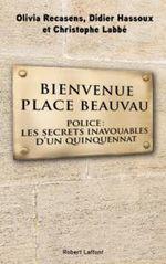Couverture Bienvenue Place Beauvau