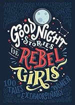 Couverture Goodnight Stories for Rebel Girls